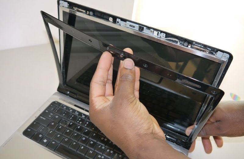 hp laptop screen replacement in nairobi